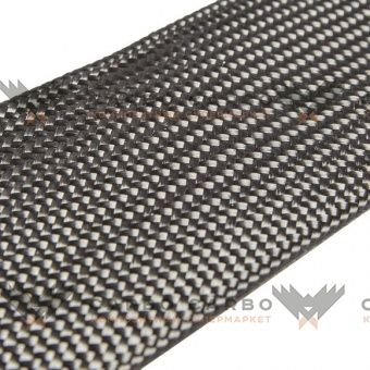 Углеродный рукав (чулок) 34 мм – купить по цене 550 ₽ в интернет-магазине CarboCarbo